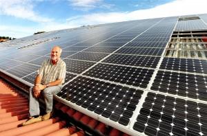 JOSEF bei Fotovoltaik